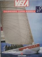 CALENDARIO 2000 - VELA - COPPA AMERICA - Calendari