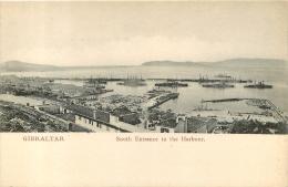 GIBRALTAR SOUTH ENTRANCE TO THE HARBOUR - Gibraltar