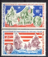 Wallis Et Futuna 1976 Serie N. 190-191 MNH Catalogo € 8,50 - Unused Stamps