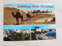 AK   LIBYA  BENGHAZI  1976 - Libye
