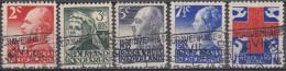 Holanda 1927 Nº 190/94 Usado - 1891-1948 (Wilhelmine)
