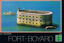 CPM..17..ILE D´OLERON..FORT BOYARD..A VOIR. - Ile D'Oléron