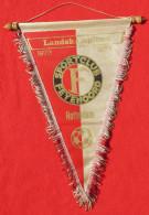 FOOTBALL / SOCCER / FUTBOL / CALCIO - SC FEYENOORD, Holland Netherlands, Vintage Pennant, Wimpel - Habillement, Souvenirs & Autres
