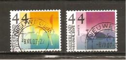 Holanda-Holland Nº Yvert  2396, 2401 (Usado) (o) - Periodo 1980 - ... (Beatrix)