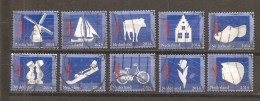 Holanda-Holland Nº Yvert  3120-29 (Usado) (o) - Periodo 2013-... (Willem-Alexander)