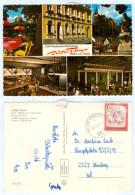 AK 3820 Raabs An Der Thaya Hotel Café-Restaurant Diskothek Familie Kontner Waldviertel Cafe A.d. Waldviertel Österreich - Raabs An Der Thaya