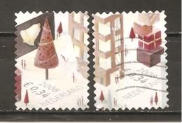 Holanda-Holland Nº Yvert  2553-54, 2558 (Usado) (o) - Periodo 1980 - ... (Beatrix)