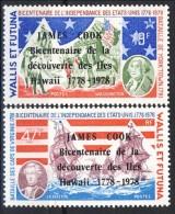 Wallis Et Futuna 1978 Serie N. 208-209 MNH Catalogo € 11,70 - Unused Stamps