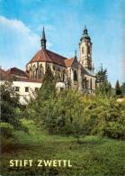 Broschüre Stift Zwettl 1978 6.Auflage Waldviertel Verlag Schnell & Steiner NÖ Niederösterreich Kloster Abtei Kunstführer - Reiseprospekte