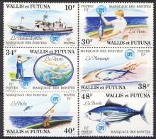 Wallis Et Futuna 1979 Serie N. 226-261 MNH Catalogo € 15 - Unused Stamps