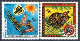 Wallis Et Futuna 1979 Serie N. 232-233 MNH Catalogo € 5 - Unused Stamps