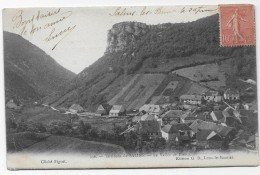 FRANCE - Environs De SALINS  - La Vallée De Pretin. ( 2 Scanner). - Francia
