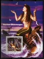 Art, Créatures Mytiques, Sireine - BF Neufs // Mnh - République Démocratique Du Congo (1997 -...)