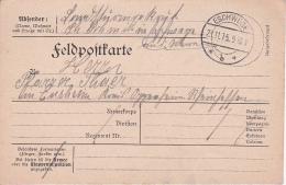 Feldpostkarte - Eschwege - 1915 (22439) - Covers & Documents