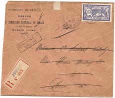 Aisne -  Bohain - Dommages Du Guerres. Retour à L'envoyeur 31 Et 3827 (St Quentin) - 1921-1960: Modern Period