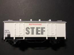 Wagon Réfrigérant -  Stef - Hornby - ACHO - - Jugetes Antiguos