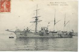 Marine Militaire Française: Navire SURPRISE Aviso à Hélice N° 162 - Guerre