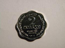SRI LANKA - 2 CENTS 1971. ETAT UNC. - Sri Lanka