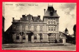 Bastogne. Villa Mathieu, Place Du Carré. 1919 - Bastogne