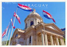 POSTAL PARAGUAY ASUNCION PANTEON NACIONAL DE LOS HEROES - Paraguay