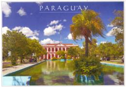 POSTAL PARAGUAY ASUNCION EL CABILDO - Paraguay