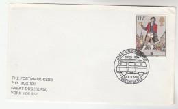 1980 GB Stamps COVER Pmk BRIGHTON SPR POSTBUS Postbus - Bussen