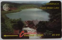 DOMINICA - GPT - 6CDMB - $10 - DOM-6B - Used - Dominica