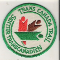 Badges  Trans Canada Trail  Sentier Transcanadien - Other Collections