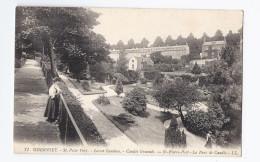 CPA ROYAUME-UNI - GUERNESEY - GUERNSEY - SAINT-PIERRE-PORT - Le Parc De Candie - TB PLAN Animation - Guernsey