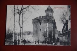 PERPIGNAN - Castillet Et Cinéma Castillet - Perpignan