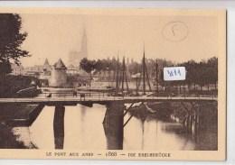 CPA-3111 - 67 - Strasbourg (STRASBOURG DISPARU) - Le Pont Aux Anes En 1868 - Strasbourg