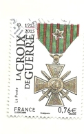 Nouveauté   :la Croix De Guerre     (793) - France