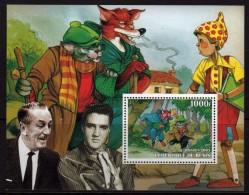 Walt Disney, Pinocchio - BF Neufs // Mnh - Benin – Dahomey (1960-...)