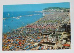 RIMINI - Cattolica - Panorama Della Spiaggia - 1982 - Rimini