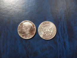 Estados Unidos HALF  DOLLAR  PLATA   1964  EBC - EDICIONES FEDERALES