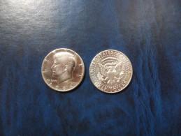 Estados Unidos HALF  DOLLAR  PLATA   1964  EBC - Émissions Fédérales