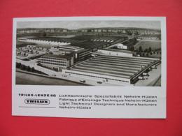 TRILUX-LENZE KG.Lichttechnische Spezialfabrik Neheim-Husten - Arnsberg