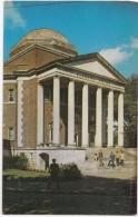 Alabama Union Building, University Of Alabama, Tuscaloosa, 1956 Used Postcard [17077] - Tuscaloosa