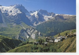 Hières - Massif De L'Oisans La Meije (ed Francou) - France