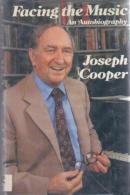 Facing The Music By Cooper, Joseph (ISBN 9780297777182) - Books, Magazines, Comics