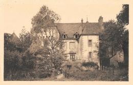 Lessard-en-Bresse (Saône Et Loire) - Le Château - Edition Bourgeois - Carte Non Circulée - Sonstige Gemeinden