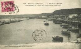 50 LE BECQUET. Port Et Hauteurs De Bretteville 1934 - Cherbourg