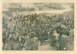 PEOPLE´S ASSEMBLY ETHIOPIA ITALIANA VINTAGE POSTCARD - Ethiopia