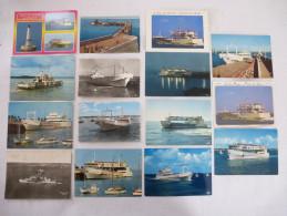 GIRONDE : BACS ROYAN (17) Et LE VERDON (33)  LOT De 27 CPM Voir Les Scans Recto Et Verso. - Altri