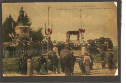 54 Mars-la-Tour. Le 16 Aout. Le Monument Et La Tribune - France