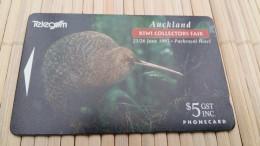 PhonecardUk  New Zealand 7NZDB  (Mint,Neuve)  Rare - Nueva Zelanda