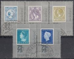 Holanda 1976 Nº 1054/58 Usado - 1949-1980 (Juliana)