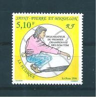 Timbres De St Pierre Et Miquelon  De 1994  N°593 Neufs ** Prix De La Poste - St.Pierre & Miquelon
