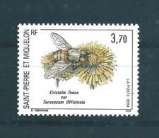 Timbres De St Pierre Et Miquelon  De 1994  N°594  Neufs ** Prix De La Poste - St.Pierre & Miquelon