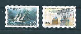 Timbres De St Pierre Et Miquelon  De 1994  N°597/98  Neufs ** Prix De La Poste - St.Pierre & Miquelon
